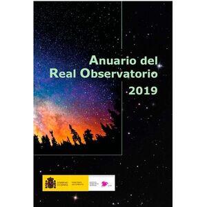 ANUARIO DEL REAL OBSERVATORIO ASTRONÓMICO 2019