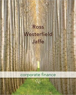 CORPORATE FINANCE, 9TH EDITION