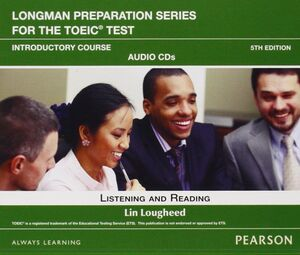 CD LONGMAN PREPARATION SERIES FOR THE TOEIC TEST