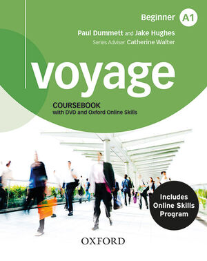 VOYAGE A1. STUDENT'S BOOK + WORKBOOK+ PRACTICE PACK WITH KEY