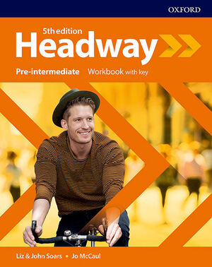 NEW HEADWAY 5TH EDITION PRE-INTERMEDIATE. WORKBOOK WITHOUT KEY