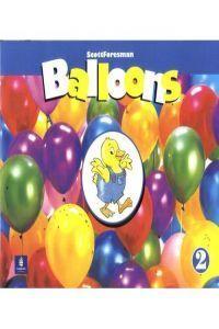 BALLOONS STUDENT BOOK 2 PREESCOLAR