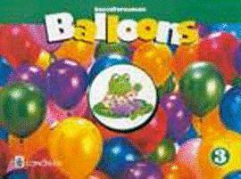 BALLOONS 3 PREESCOLAR STUDENT´S BOOK