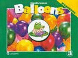 WORKBOOK BALLOONS 3. LONGMAN