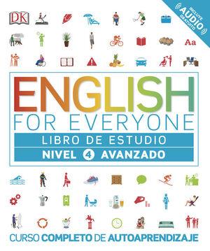ENGLISH FOR EVERYONE AVANZADO - LIBRO ESTUDIO