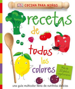 RECETAS DE TODOS LOS COLORES
