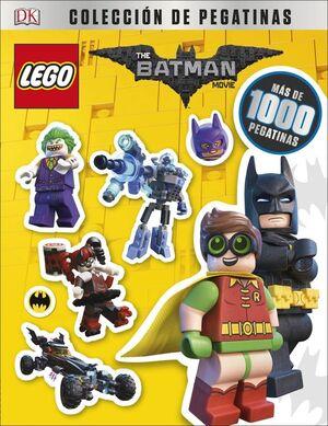 BATMAN. LA LEGO® PELÍCULA. COLECCIÓN DE PEGATINAS