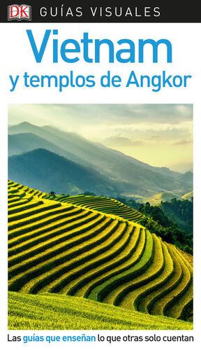 VIETNAM Y TEMPLOS DE ANGKOR (GUIAS VISUAL)