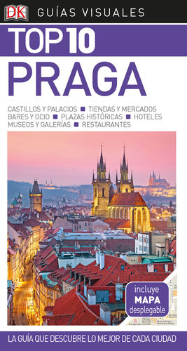 GUÍA VISUAL TOP 10 PRAGA