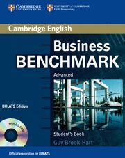 BUSINESS BENCHMARK ADVANCED. STUDENT'S BOOK (WITH CD-ROM)