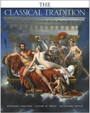 THE CLASSICAL TRADITION (HARVARD UNIVERSITY PRESS REFERENCE LIBRARY) HARDCOVER