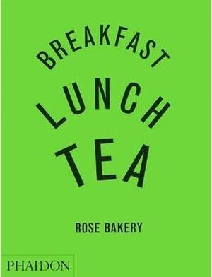 BREAKFAST, LUNCH AND TEA