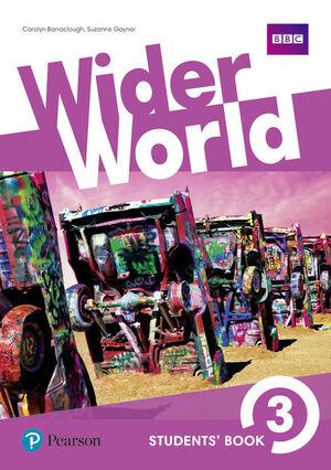 WIDER WORLD 3 SB