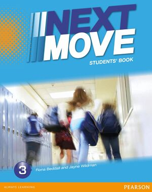 NEXT MOVE SPAIN 3 STUDENTS' BOOK/STUDENTS LEARNING AREA/BLINK PACK
