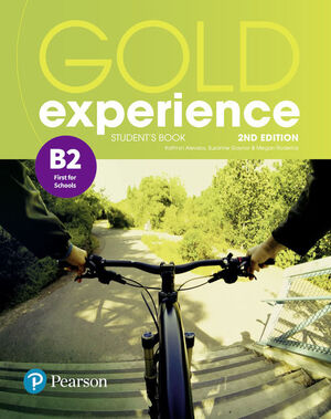 GOLD EXPERIENCE 2ND EDITION B2 STUDENTS' BOOK