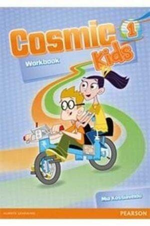COSMIC KIDS 1 GREECE WORKBOOK