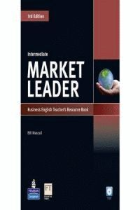 MARKET LEADER 3RD EDITION INTERMEDIATE TEACHER'S RESOURCE BOOK/TEST MASTER CD-RO