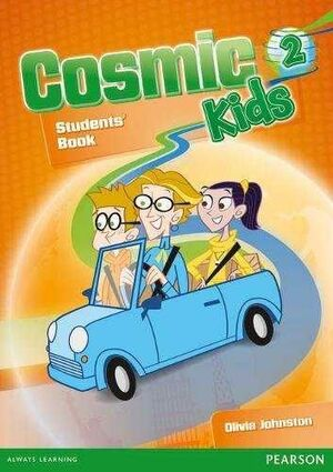 COSMIC KIDS 2 GREECE STUDENTS´ BOOK & ACTIVE BOOK 2 PACK