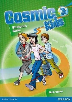 COSMIC KIDS 3 GREECE STUDENTS´ BOOK & ACTIVE BOOK 3 PACK