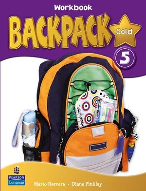 BACKPACK GOLD 5 WORKBOOK, CD AND CONTENT READER PACK SPAIN