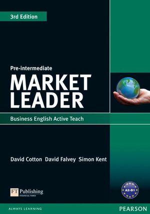 MARKET LEADER 3RD EDITION PRE-INTERMEDIATE ACTIVE TEACH