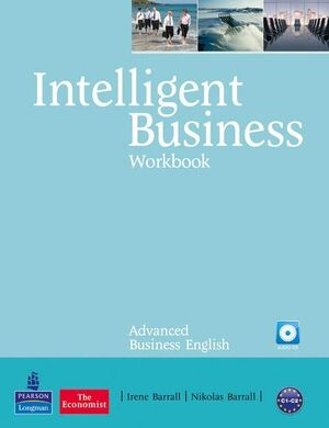 INTELLIGENT BUSINESS ADVANCED WORKBOOK/AUDIO CD PACK
