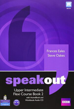SPEAKOUT UPPERINTERMEDIATE FLEXI COURSEBOOK 2 PACK