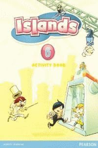 ISLANDS SPAIN LEVEL 6 ACTIVITY BOOK PACK