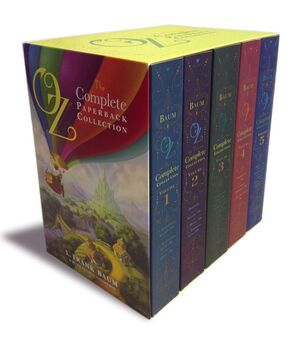 OZ THE COMPLETE PAPERBACK COLLECTION