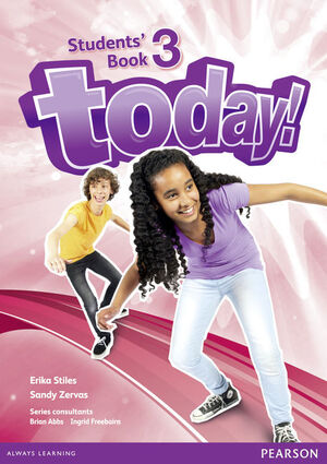 TODAY! 3 STUDENTS' BOOK