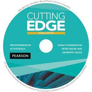 CUTTING EDGE 3RD EDITION PRE-INTERMEDIATE ACTIVE TEACH