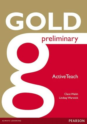 GOLD PRELIMINARY ACTIVE TEACH