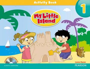 MY LITTLE ISLAND LEVEL 1 ACTIVITY BOOK AND SONGS AND CHANTS CD PACK