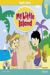 MY LITTLE ISLAND LEVEL 1 STUDENT'S BOOK AND CD ROM PACK