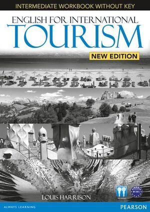 ENGLISH FOR INTERNATIONAL TOURISM INTERMEDIATE NEW EDITION WORKBOOK WITHOUT KEY