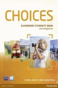 CHOICES ELEMENTARY STS MY LAB PIN CODE PACK