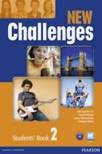 NEW CHALLENGES 2 STUDENTS' BOOK & ACTIVE BOOK PACK