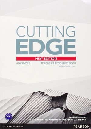 CUTTING EDGE (3RD ED.) TEACHER'S BOOK WITH MULTI-ROM