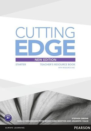 CUTTING EDGE STARTER (3RD ED.) TEACHER'S BOOK WITH RESOURCE DISK PACK