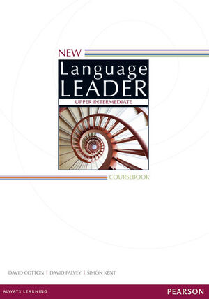 NEW LANGUAGE LEADER UPPER INTERMEDIATE COURSEBOOK
