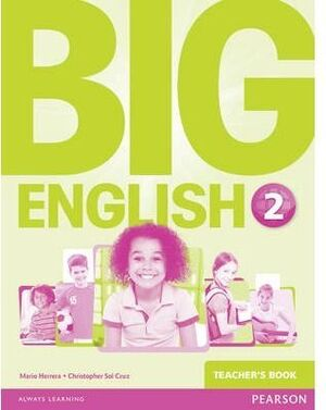 BIG ENGLISH 2 PRIMARIA TEACHER`S BOOK