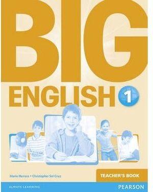 BIG ENGLISH 1 TEACHER`S BOOK