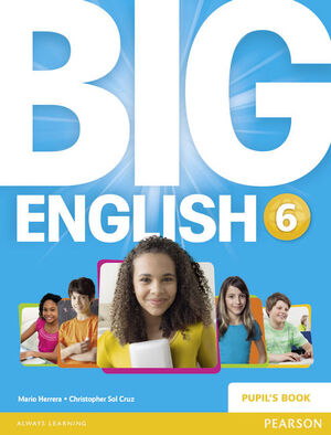 BIG ENGLISH 6 PUPILS BOOK STAND ALONE