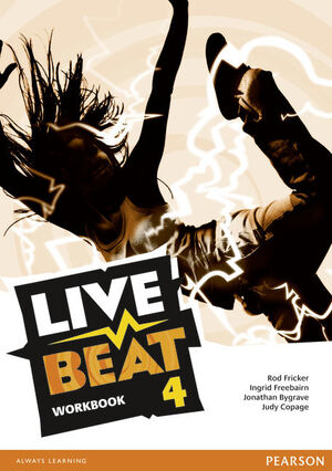 LIVE BEAT 4 WORKBOOK