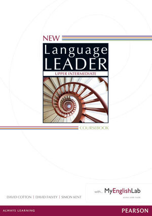 NEW LANGUAGE LEADER UPPER INTERMEDIATE COURSEBOOK WITH MYENGLISHLAB PACK