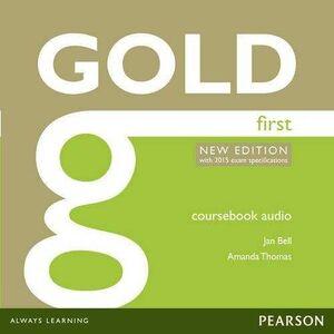 GOLD FIRST CLASS CD