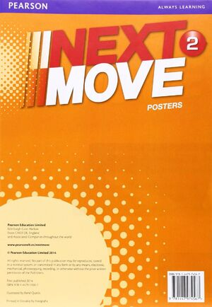 NEXT MOVE SPAIN 2 POSTERS