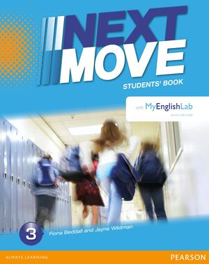 NEXT MOVE SPAIN 3 STUDENT BOOK & MYENGLISHLAB PACK