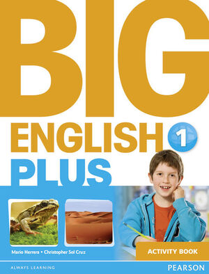 BIG ENGLISH PLUS 1 ACTIVITY BOOK