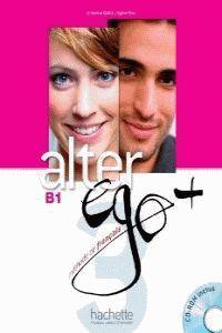 ALTER EGO + B1 ALUMNO+DVDROM